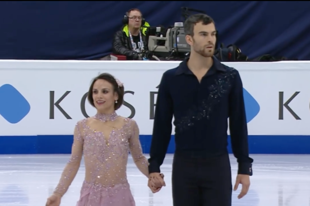 Meagan Duhameland Eric Radford 624x415 - Athletes Achieve The Best Results On A Vegan Diet -  Meagan Duhamel