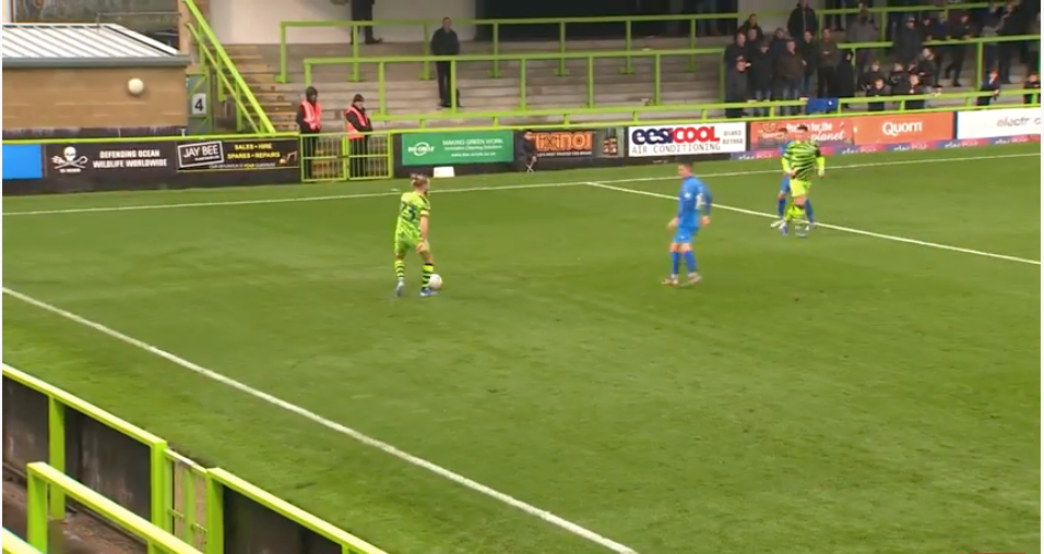 forest green 1 - Forest Green Rovers (FGR), the greenest club in the world